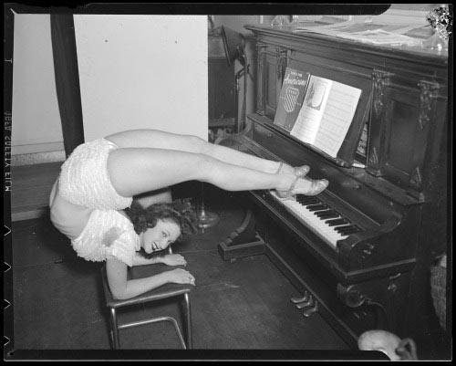 flexible contortionist