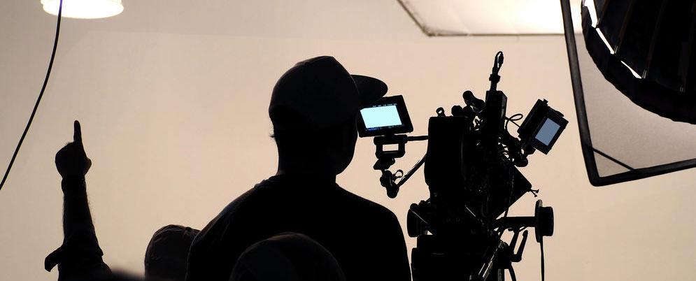 video production set 06b