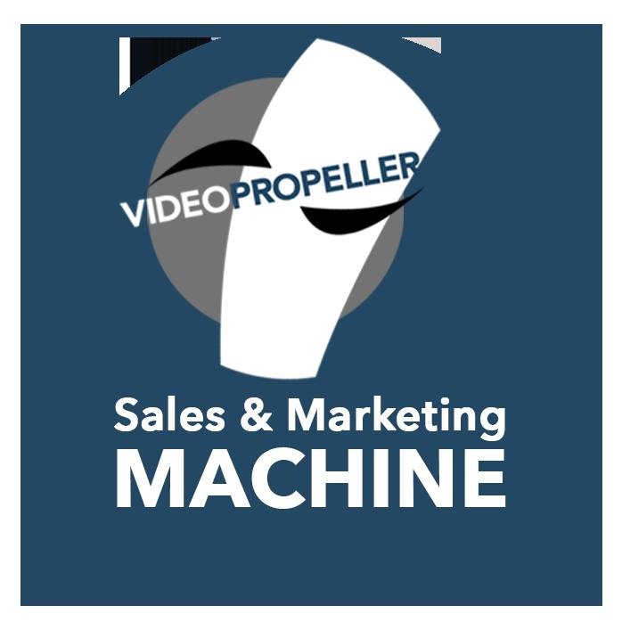 Sales Machine Logo