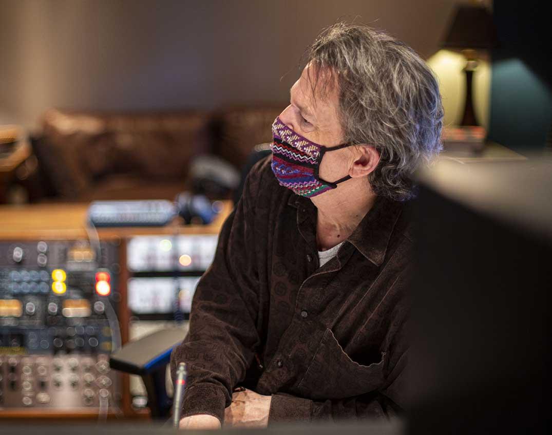 Billy Listening